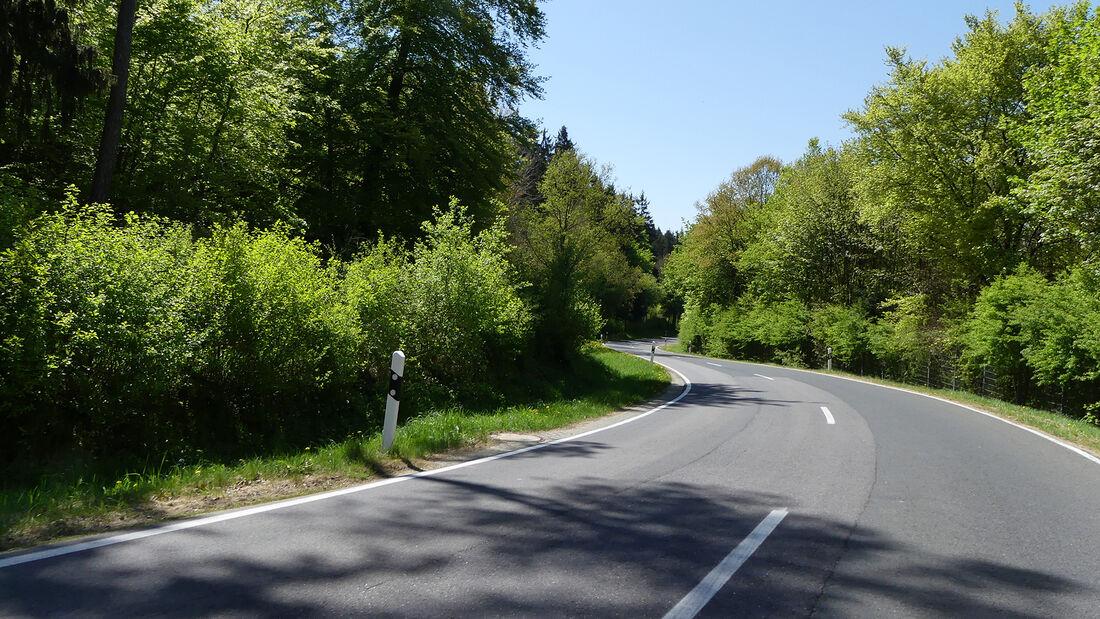 Aschenschlag - Nürburgring - Südschleife
