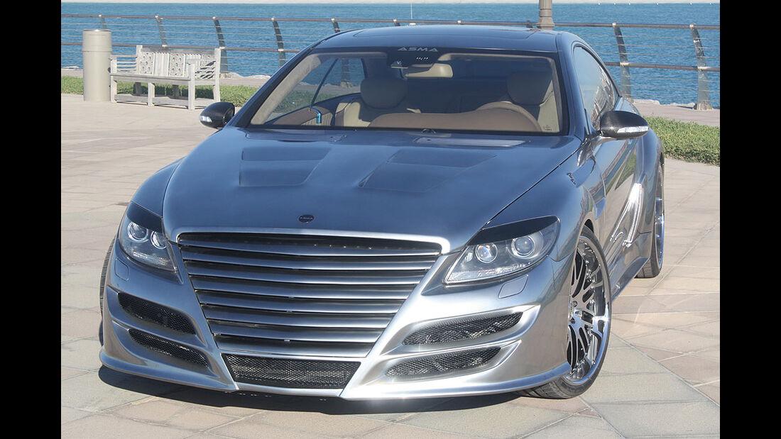 Asma Mercedes CL 65