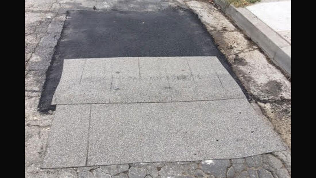 Asphaltpflaster von American Road Patch