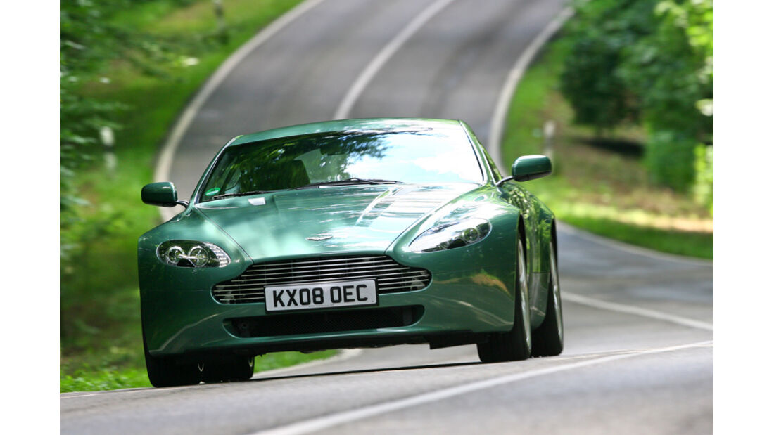 Aston Martin 8 Vantage