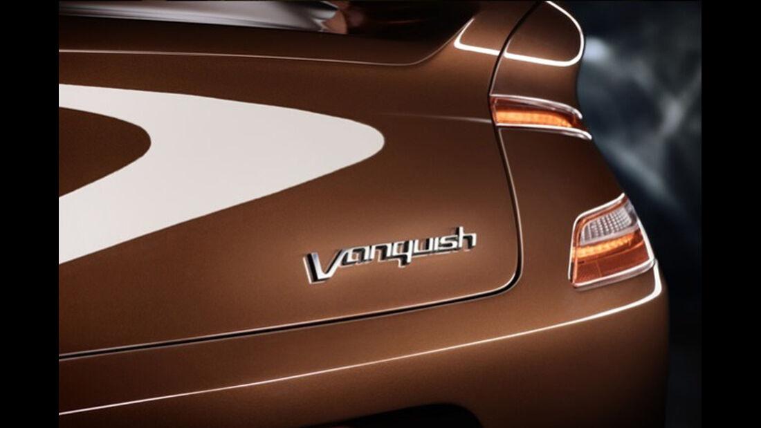 Aston Martin AM310 Vanquish