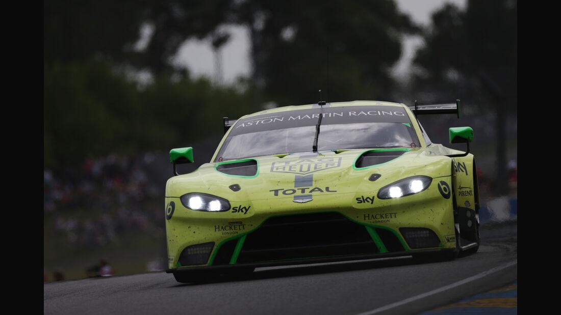 Aston Martin AMR - Startnummer #97 - 24h-Rennen Le Mans 2018 - Samstag - 16.6.2018