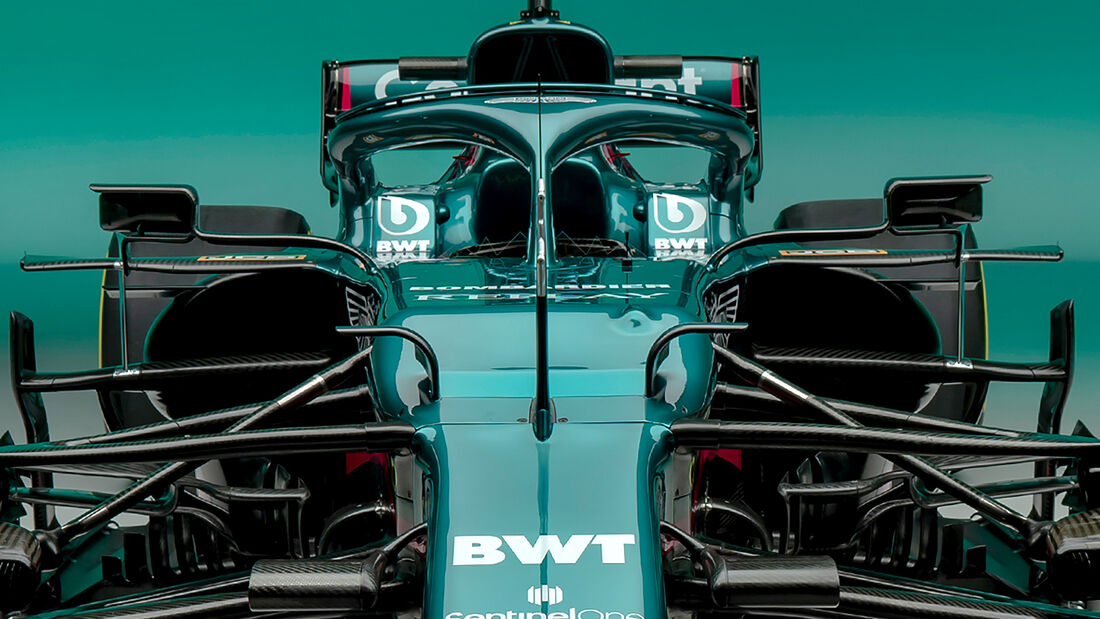 Aston Martin AMR21 - Formel 1 - Präsentation - 2021
