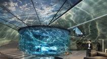 Aston Martin Automotive Galleries und Lairs
