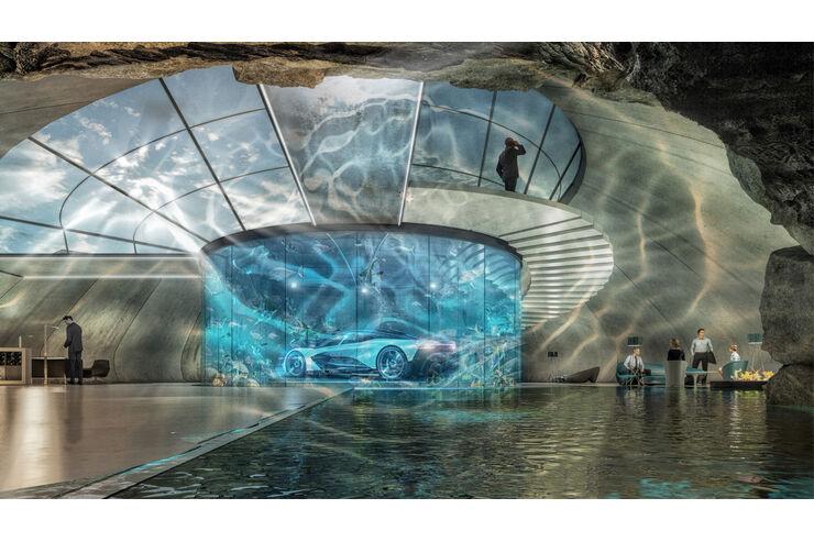 Aston Martin Automotive Galleries Und Lairs Luxus Garagen Auto Motor Und Sport