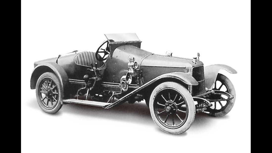 Aston Martin Coal Scuttle 191