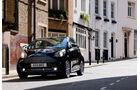 Aston Martin Cygnet, Frontansicht, Licht an