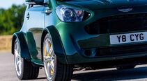 Aston Martin Cygnet V8, Kleinwagen, Kleinstwagen, Luxus