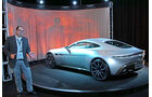 Aston Martin DB 10 Concept, Spectre, L.A. Autoshow, Los Angeles 2015