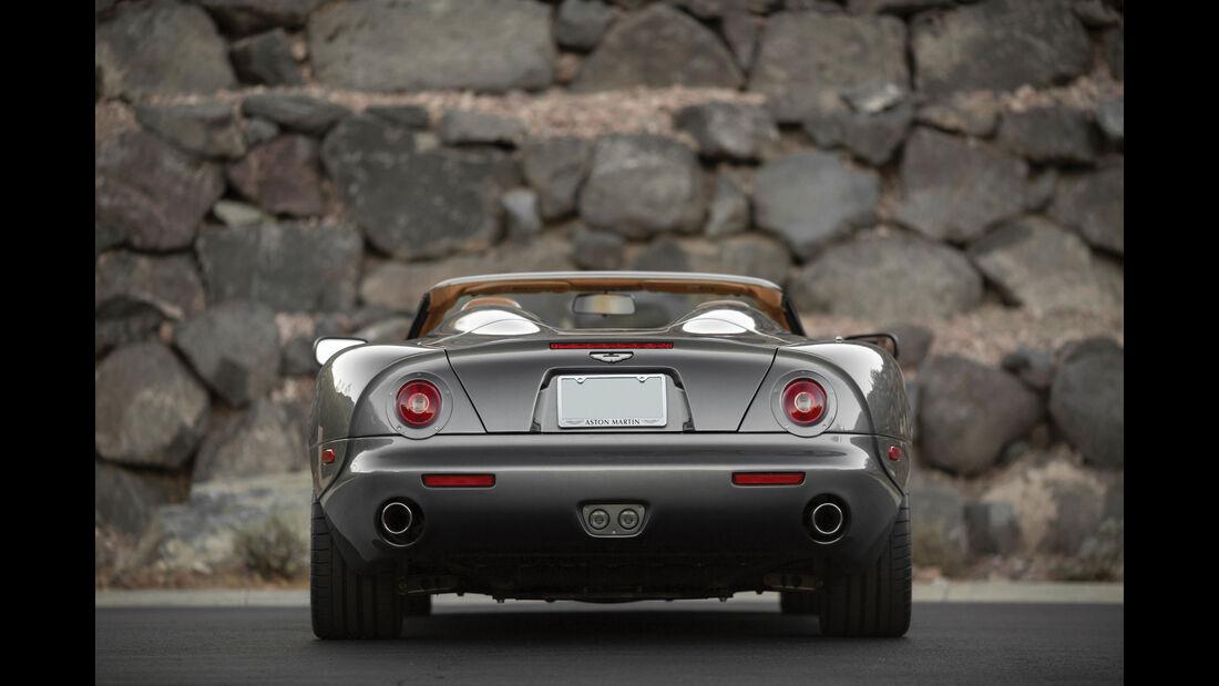 Aston Martin DB AR1 Zagato - Cabrio - RM Sotheby's Arizona 2017 - Auktion