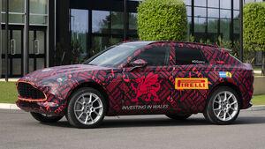 Aston Martin DB X 2019Aston Martin DBX 2019