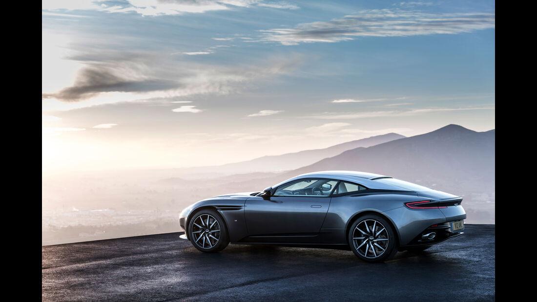 Aston Martin DB11 - GT - Vorstellung - Genfer Autosalon 2016