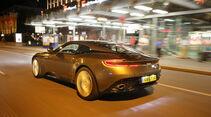 Aston Martin DB11, Heckansicht