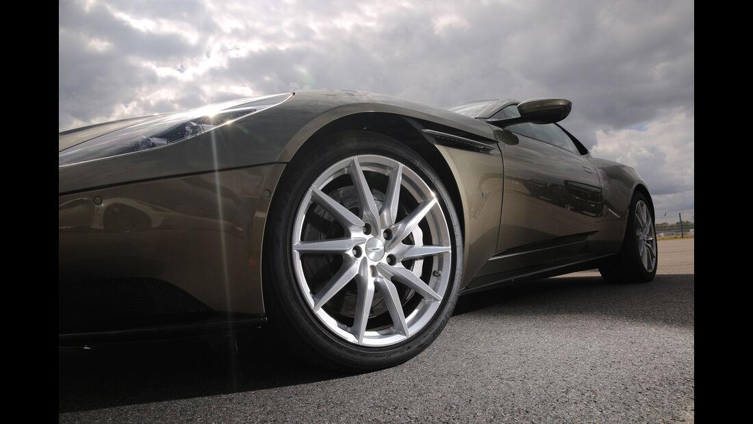 Aston Martin DB11, Rad, Felge