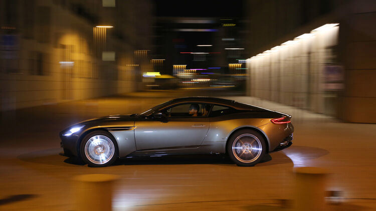 Aston Martin Db11 Im Test Auto Motor Und Sport