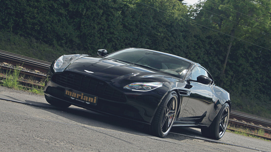 Aston Martin DB11 Tuning mariani Car Styling