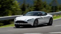 Aston Martin DB11 V8 Biturbo Fahrbericht