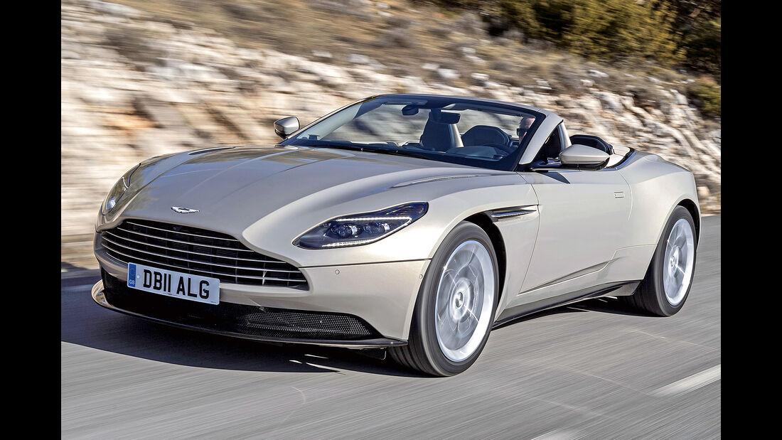 Aston Martin DB11 Volante, Best Cars 2020, Kategorie H Cabrios