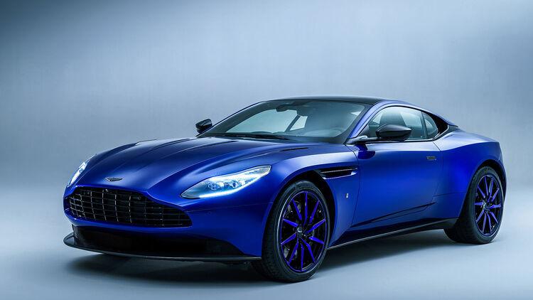 Aston Martin Db11 By Q Extrem Individualisierung Auto Motor Und Sport