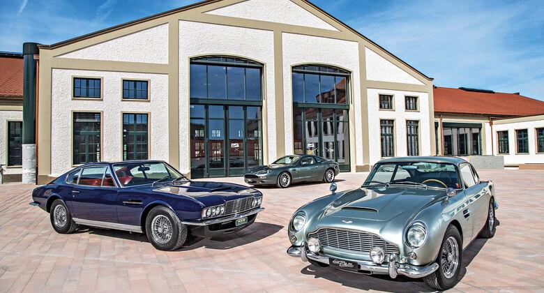 Aston Martin Db7 Auto Motor Und Sport