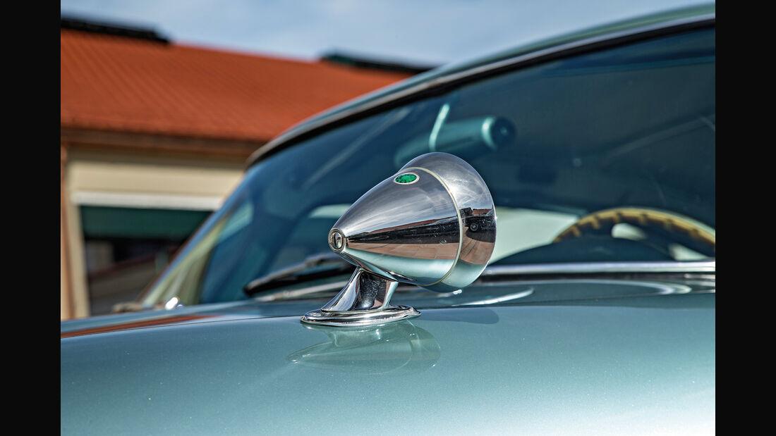 Aston Martin DB4 Vantage, Rückspiegel