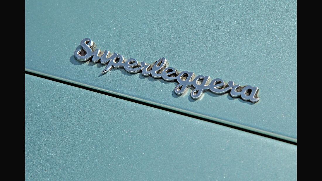 Aston Martin DB4 Vantage, Typenbezeichnung