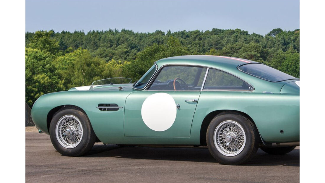 Aston Martin DB4GT Prototype von 1959