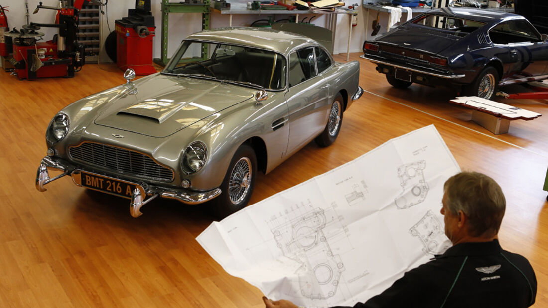 "Aston Martin DB5 ""007"""