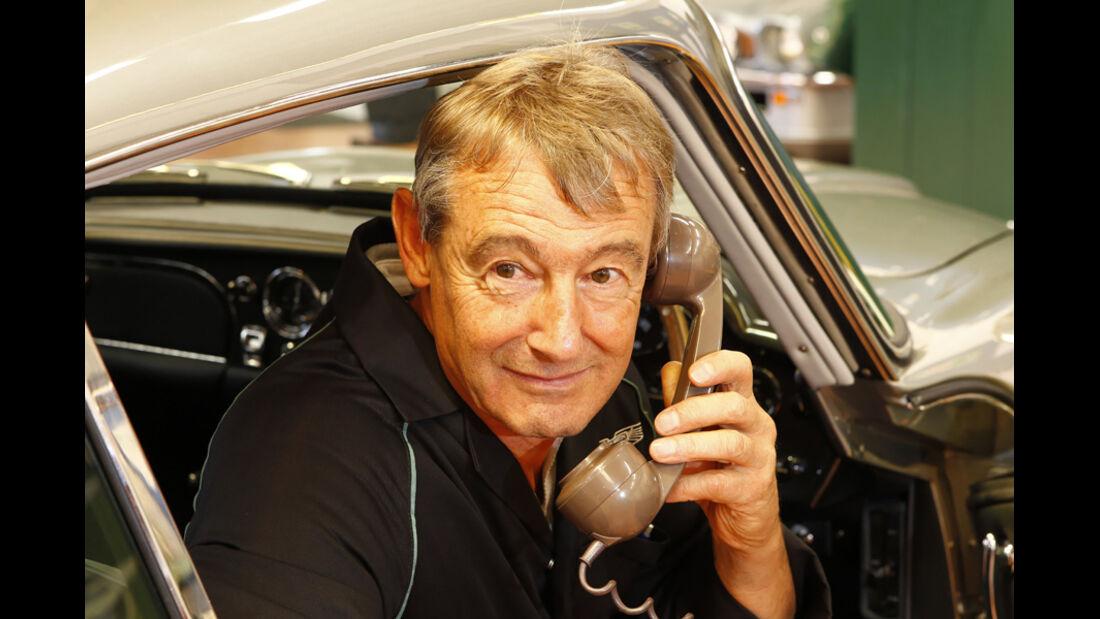 "Aston Martin DB5 ""007"", Beat Roos"