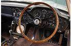 """Aston Martin DB5 """"007"""", Cockpit"""