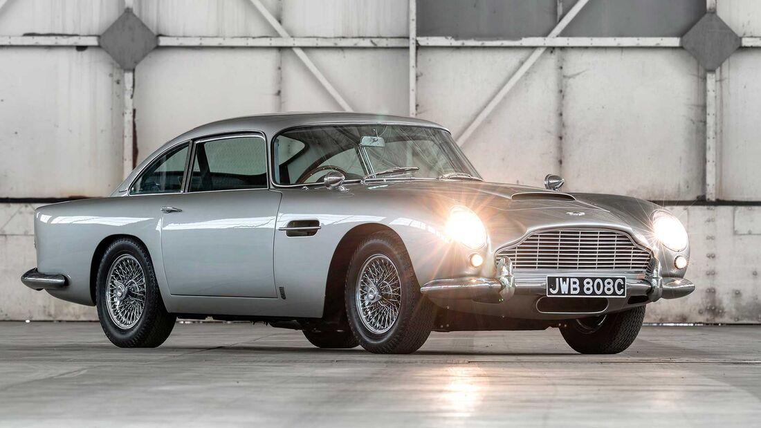 Aston Martin DB5 (1963-66)