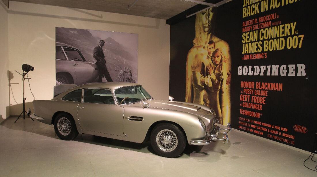 Aston Martin DB5-Dienstwagen, 1964