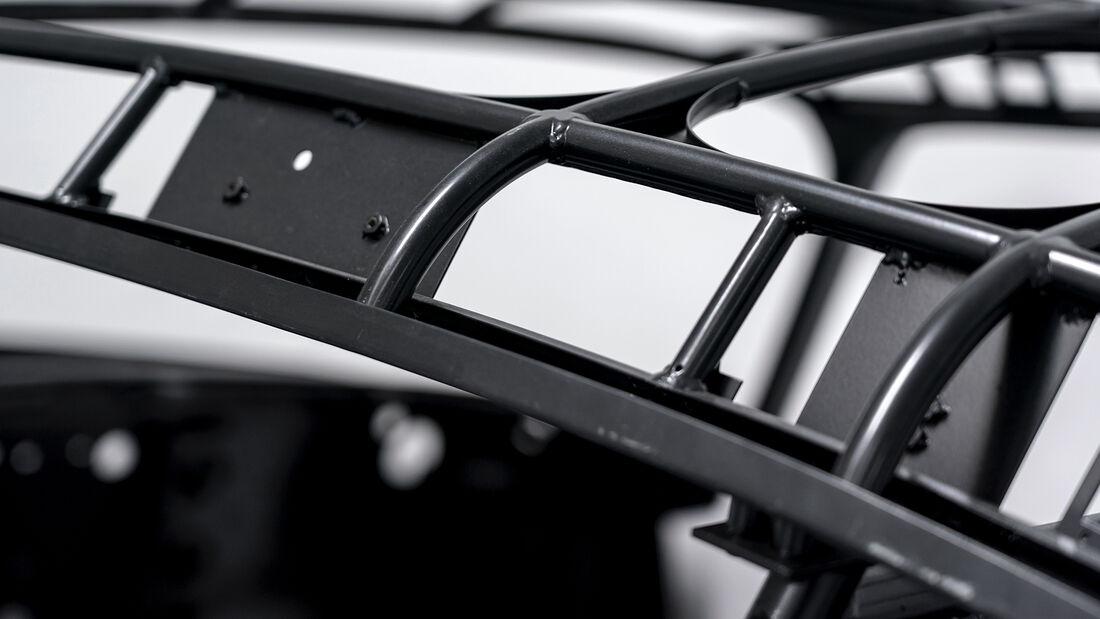 Aston Martin DB5 Goldfinger, Produktion