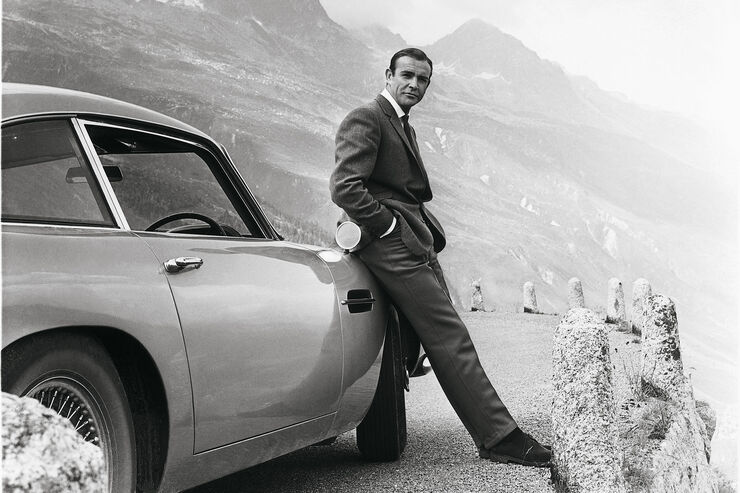 Aston Martin Db5 1963 Bis 1965 Fakten Zur Auto Legende Auto Motor Und Sport