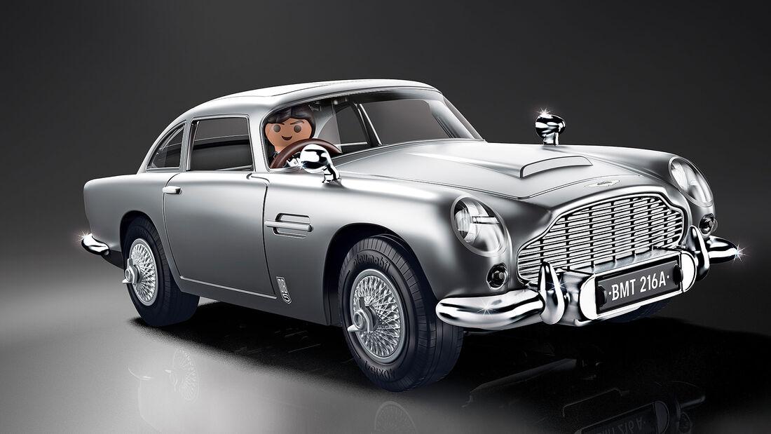 Aston Martin DB5 James Bond Playmobil