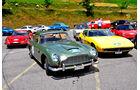 Aston Martin DB5, Maserati Ghibli, Dino 246 GT