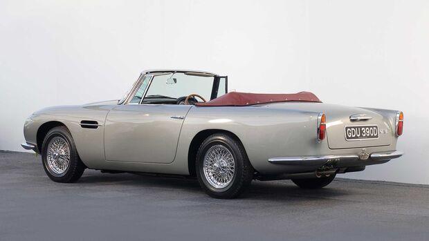Aston Martin DB5 Short Chassis Volante (1965-66)