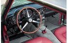 Aston Martin DB6, Cockpit