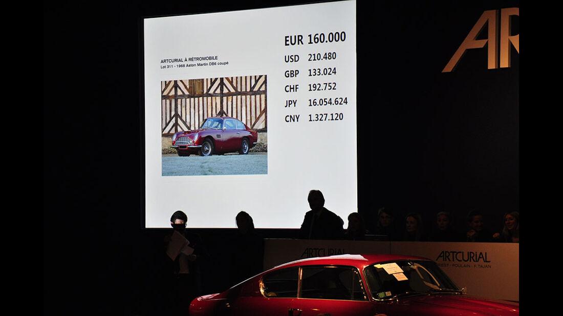 Aston Martin DB6 Coupé