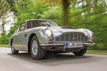 Aston Martin DB6, Frontansicht