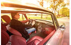 Aston Martin DB6 MK I, Cockpit