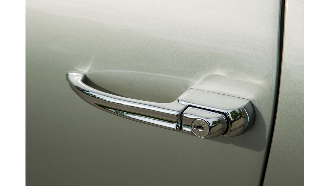Aston Martin DB6 MK I, Türgriff