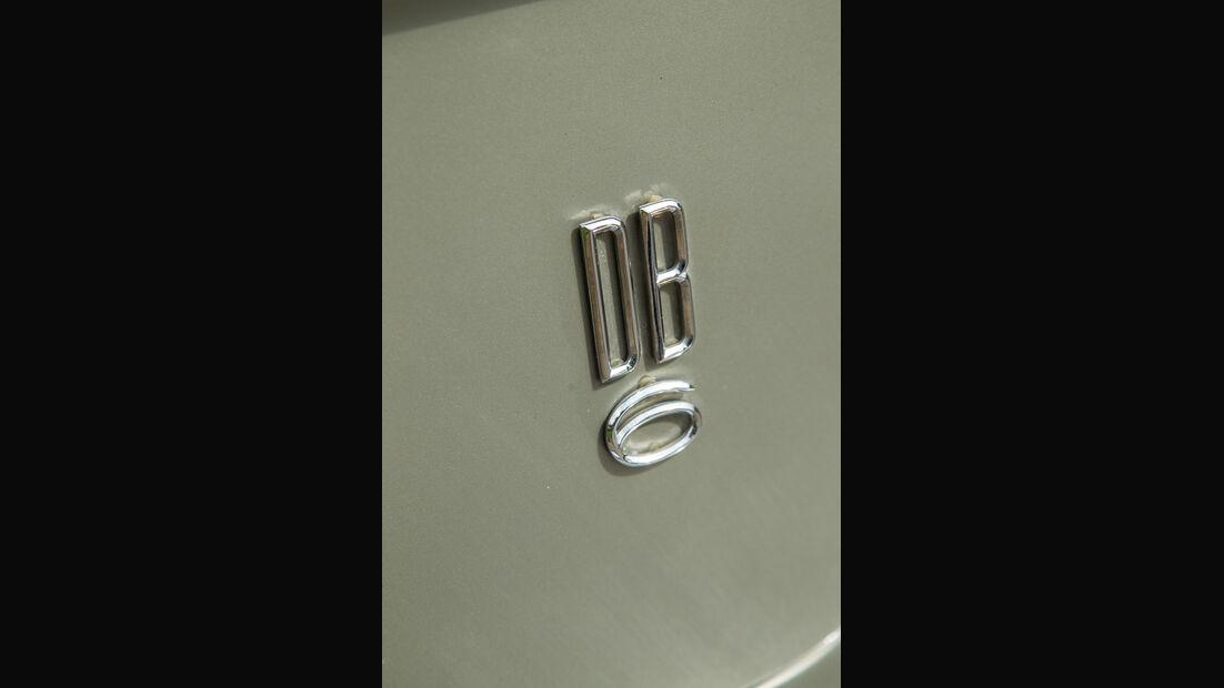Aston Martin DB6 MK I, Typenbezeichnung