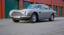 Aston Martin DB6 Mk II Vantage Saloon - Seitenansicht