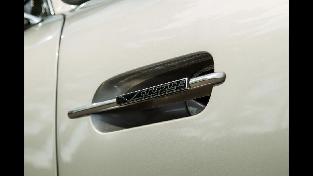 Aston Martin DB6, Türgriff