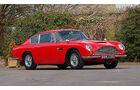 Aston Martin DB6 Vantage Sports Saloon