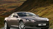 Aston Martin DB9 2004