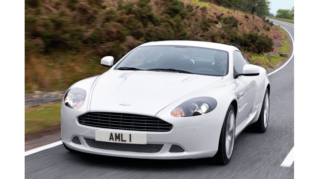 Aston Martin DB9 / DBS