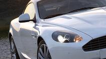 Aston Martin DB9, Facelift 2010, Sportwagen, Scheinwerfer