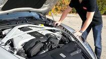 Aston Martin DB9, Motor